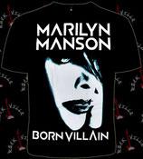 Футболка Marilyn Manson 2