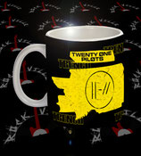 Кружка Twenty One Pilots 7