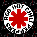 Значок Red Hot Chili Peppers 4