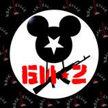 Значок Би-2 4
