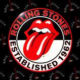 Значок Rolling Stones 5