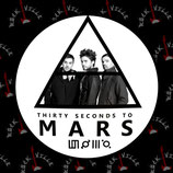 Значок 30 Seconds To Mars 12