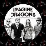 Значок Imagine Dragons 1