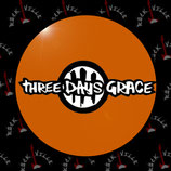 Значок Three Days Grace 4