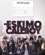 Тетрадь Eskimo Callboy
