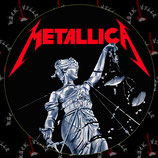 Наклейка Metallica 5