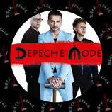 Значок Depeche Mode 8