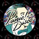 Значок Panic! At The Disco 7