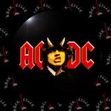 Значок AC/DC 4