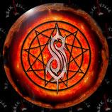 Значок большой Slipknot 1