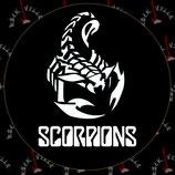 Наклейка Scorpions