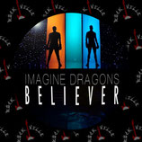 Значок Imagine Dragons 16