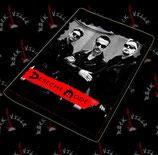 Обложка на паспорт Depeche Mode
