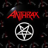 Значок Anthrax 2