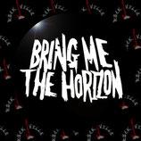 Значок Bring Me The Horizon 3