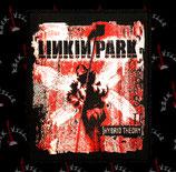 Нашивка катаная Linkin Park 3