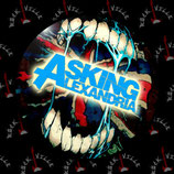 Значок Asking Alexandria 7