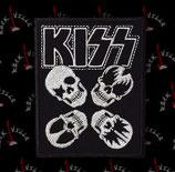 Нашивка Kiss 2