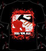 Футболка Metallica 6