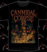Футболка Cannibal Corpse 3