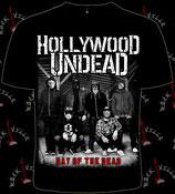 Футболка Hollywood Undead 2