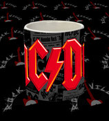Кружка AС/DC 7