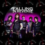Значок Falling In Reverse 1