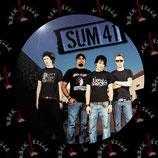 Значок Sum 41 1