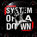 Значок большой System Of A Down 1