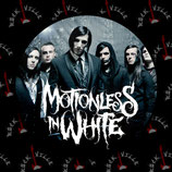 Значок Motionless In White 3