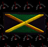 Термонашивка Jamaica Flag