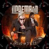 Наклейка Lindemann