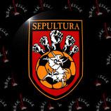 Значок Sepultura 3