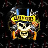 Значок Guns'n'Roses 5