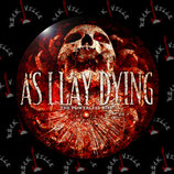 Значок As I Lay Dying