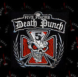 Нашивка Five Finger Death Punch 2