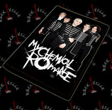 Обложка на паспорт My Chemical Romance