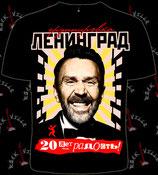 Футболка Ленинград