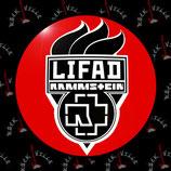 Значок Rammstein 15