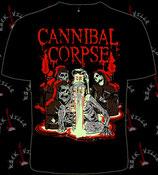 Футболка Cannibal Corpse 2