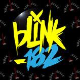 Значок Blink 182 5