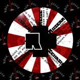 Значок Rammstein 17
