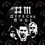 Значок Depeche Mode 3