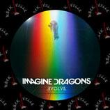 Значок Imagine Dragons 13