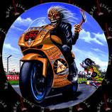 Наклейка Iron Maiden 2