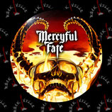 Значок Mercyful Fate 3