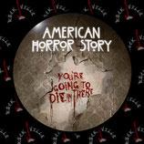 Значок American Horror Story 5