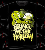 Футболка Bring Me The Horizon 5