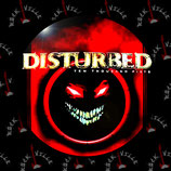 Значок Disturbed 5