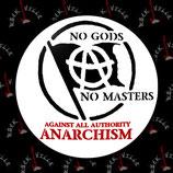 Значок No Gods No Masters